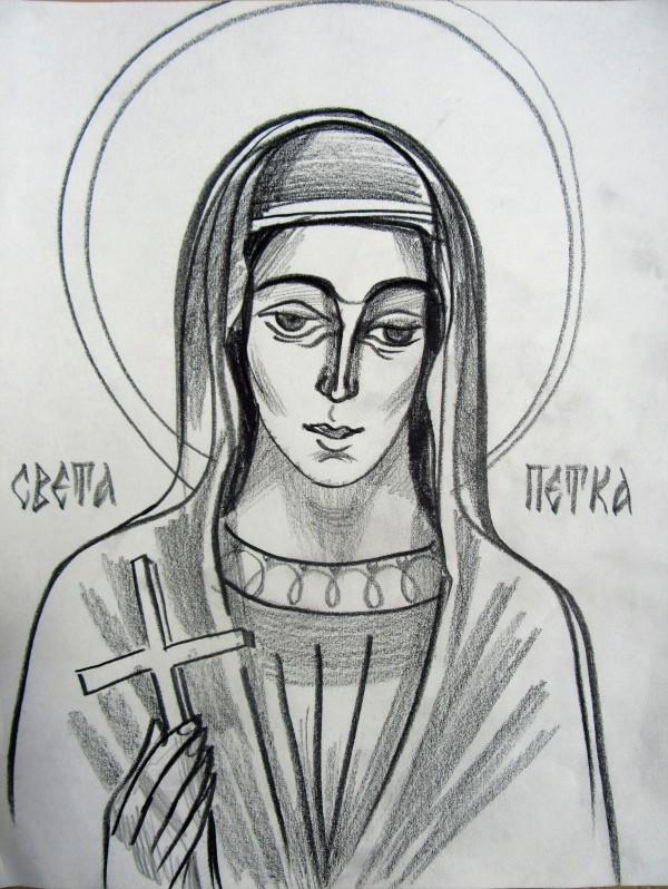 Agia Paraskeva 3 by Gallina Todorova