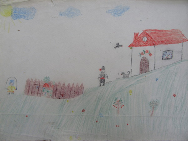 After a children story by Gallina Todorova