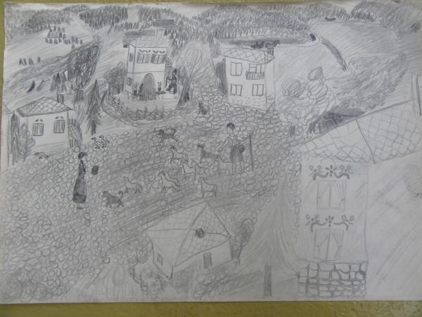 A dream by Gallina Todorova