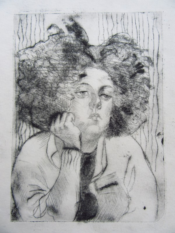 Slavka, my classmate by Gallina Todorova