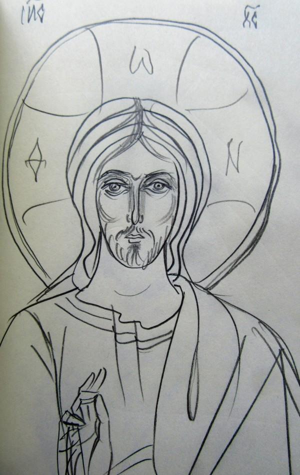 Jesus Christ 2018 by Gallina Todorova