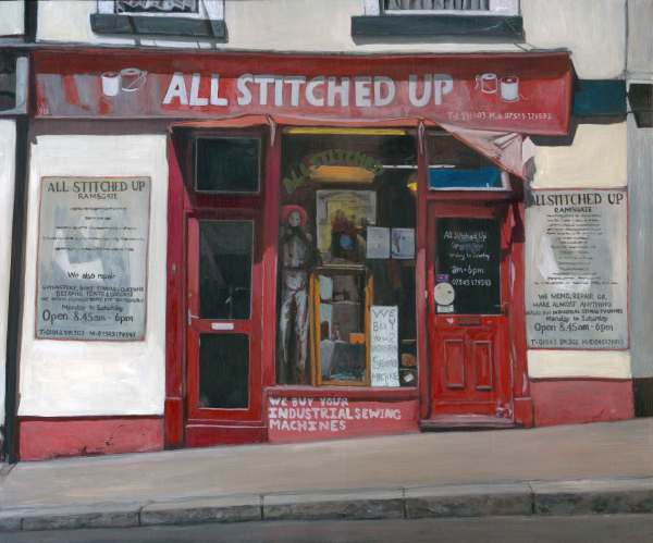 All Stitched Up, Ramsgate