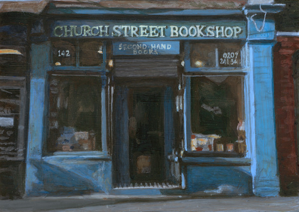 Church Street Bookshop, Stoke Newington