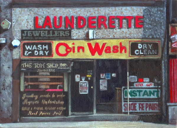 Launderette, Streatham