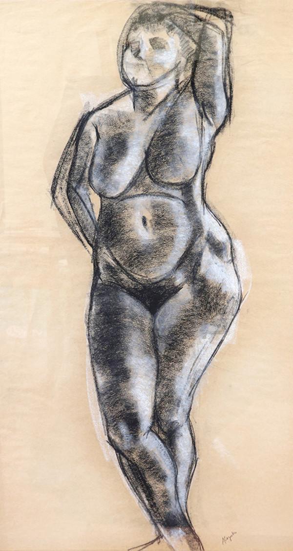 Nudy Study by Tony Lazorko