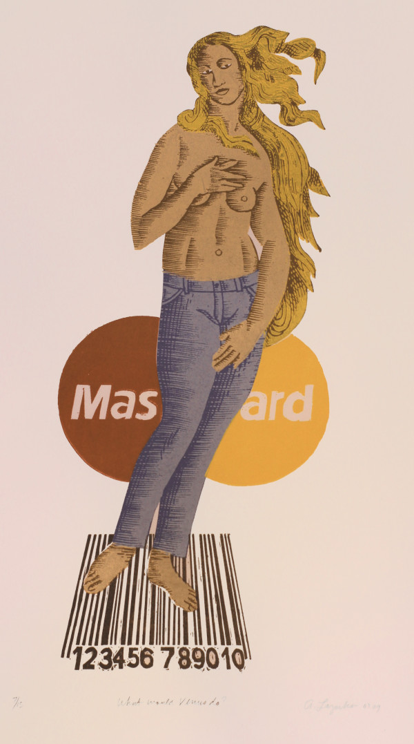 What Would Venus Do?  by Tony Lazorko