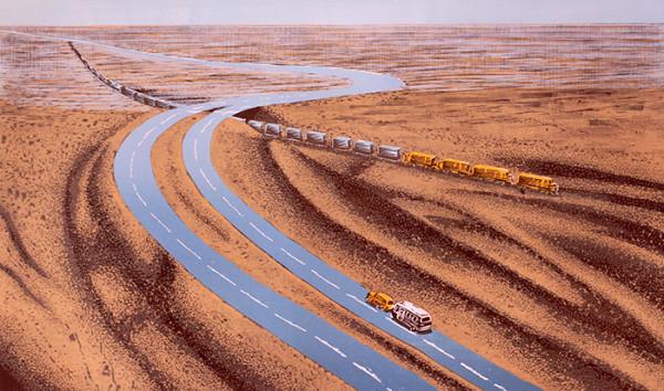 Crossroads by Tony Lazorko