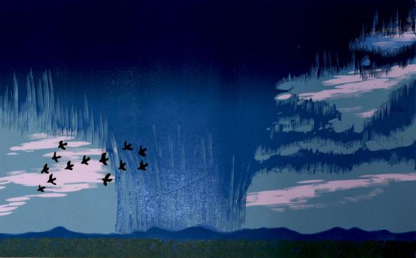 Here Comes the Rain by Tony Lazorko