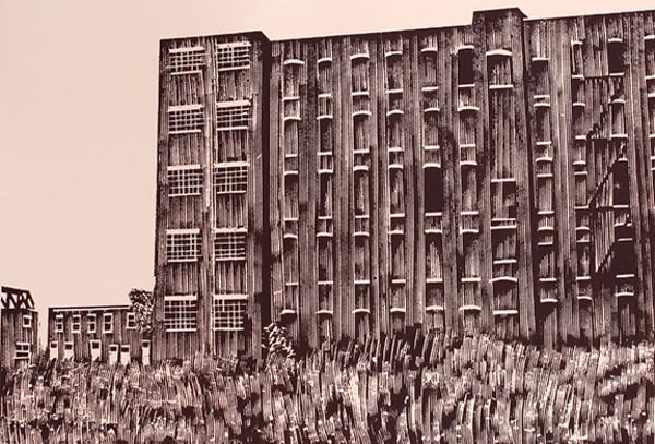 Kennsington Mill by Tony Lazorko