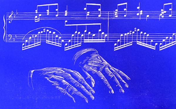 Rachmaninov's Hands by Tony Lazorko