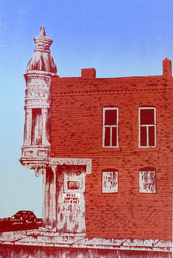 Forgotten Corner by Tony Lazorko