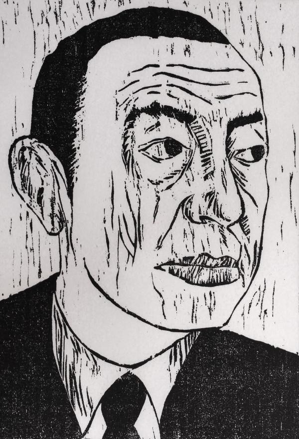 Sergei Rachmaninnoff by Tony Lazorko
