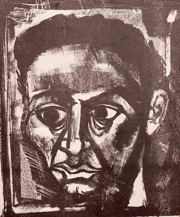 Portrait by Tony Lazorko