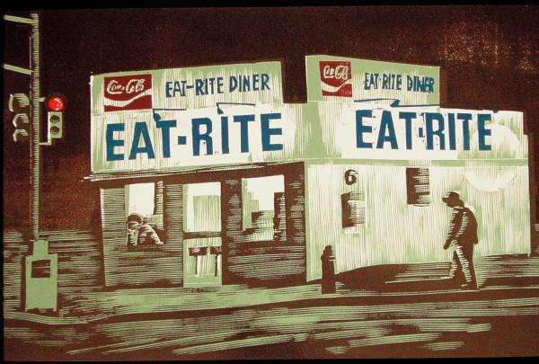 Eat Rite at Nite by Tony Lazorko
