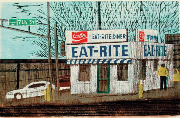 Eat Rite by Tony Lazorko