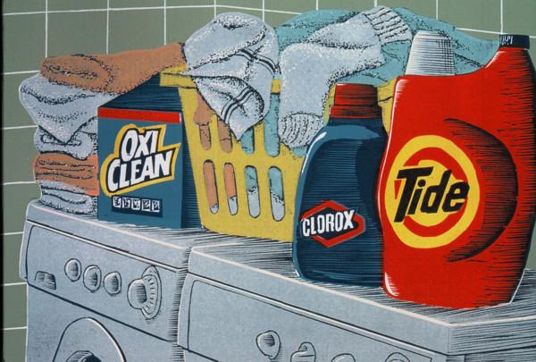 Tide's in ... soap's out by Tony Lazorko