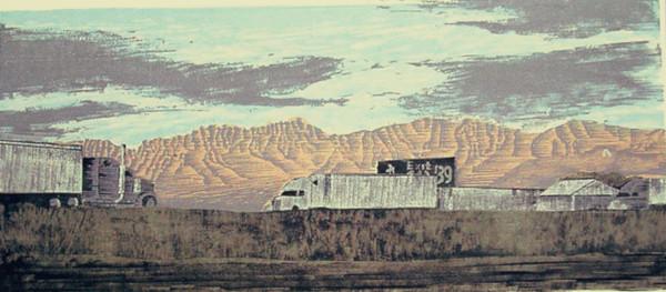 An Interstate Runs Through It by Tony Lazorko