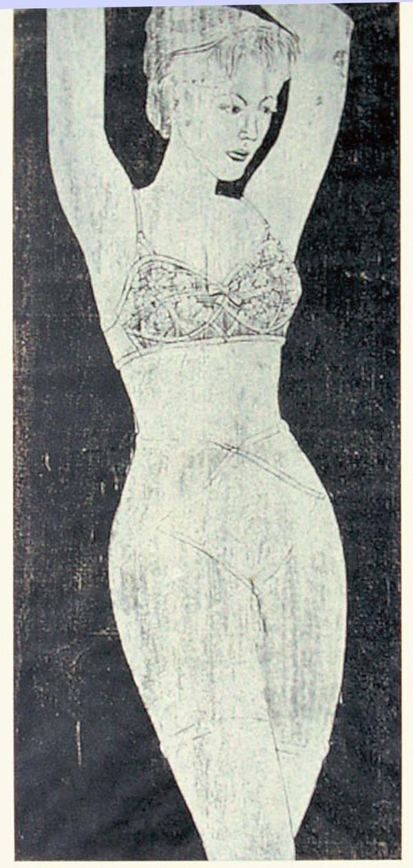 Madison Avenue Venus by Tony Lazorko