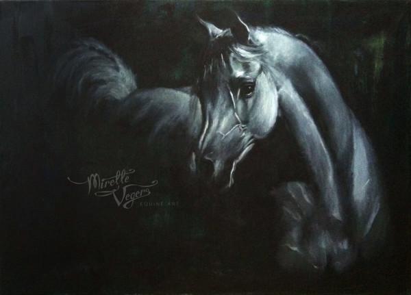 Arabian Nights by Mirelle Vegers