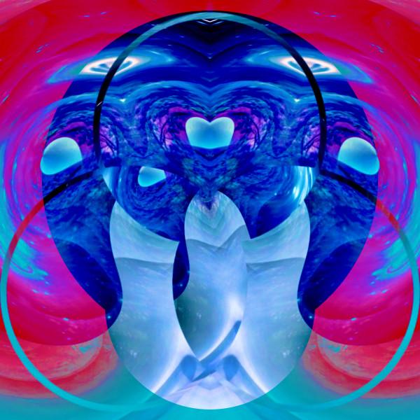 Bodhisattva Emerging by Claire Jones