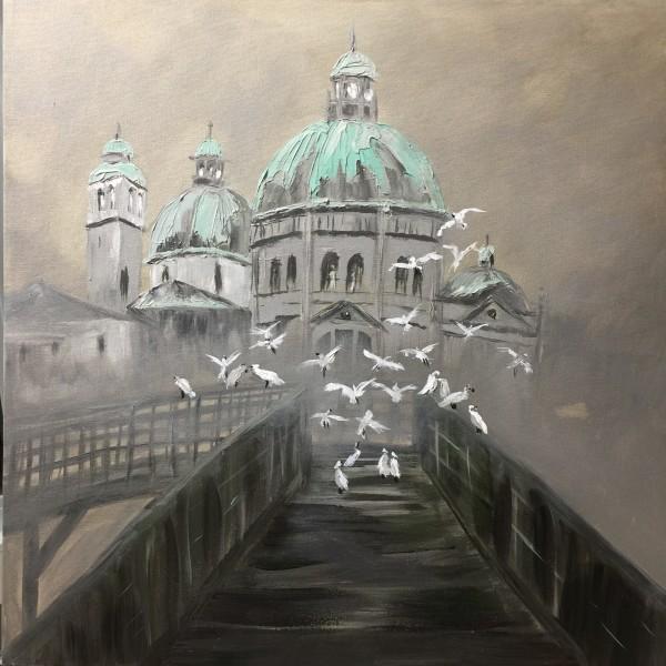 Spiritus Venezia Salute by Louise Beaulieu