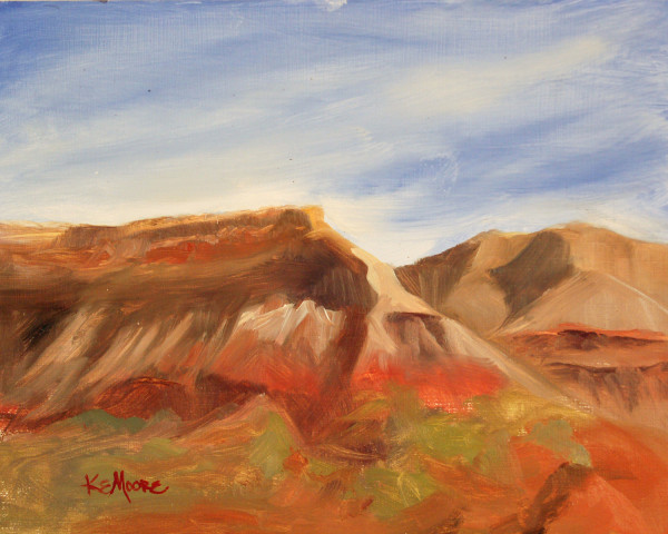 Palo Duro 1 by Kathleen Moore