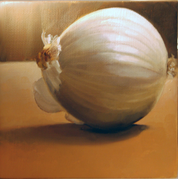 Small Onion by Kathleen Moore
