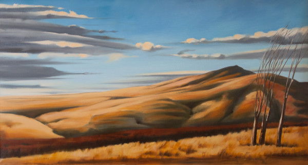 Fall at Red Mountain by Lisa McShane