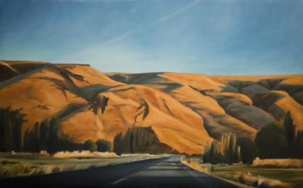 Road to Yakima by Lisa McShane