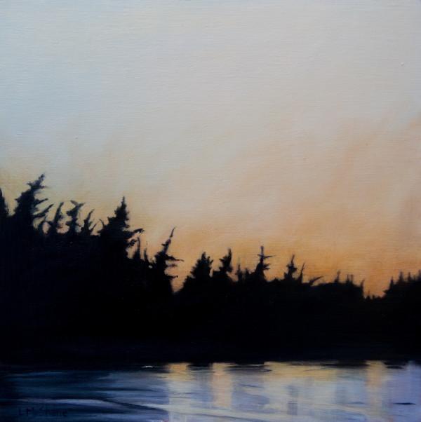 Lummi Island || Smoke by Lisa McShane