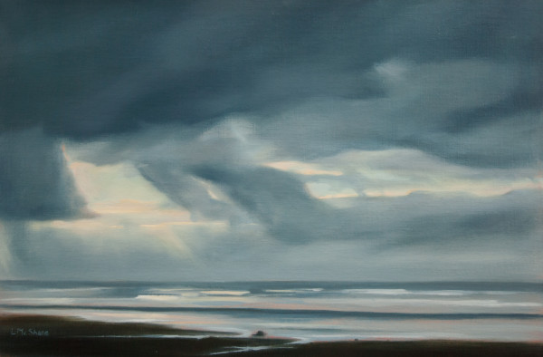 Quinault Sun by Lisa McShane