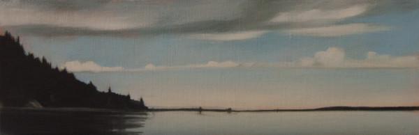 Samish Bay  by Lisa McShane