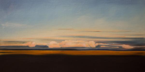 Dusk across the Desert by Lisa McShane