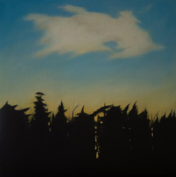 Eagle Trees I by Lisa McShane