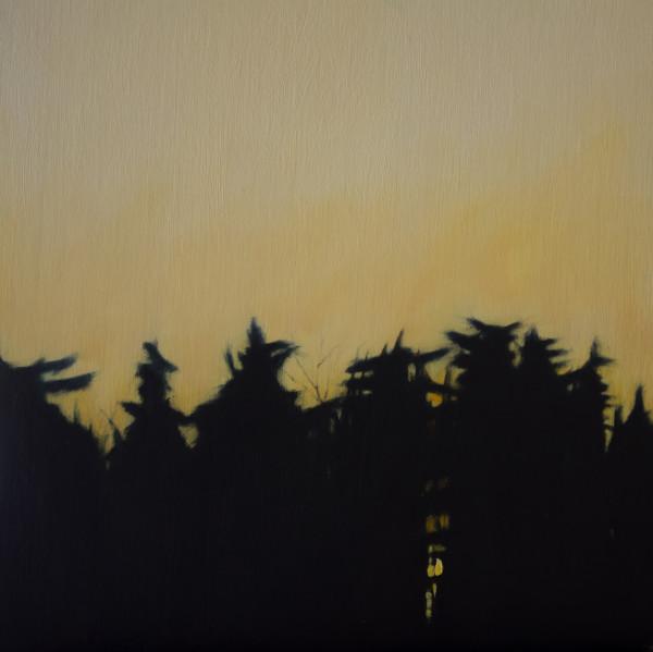 Eagle Trees II by Lisa McShane