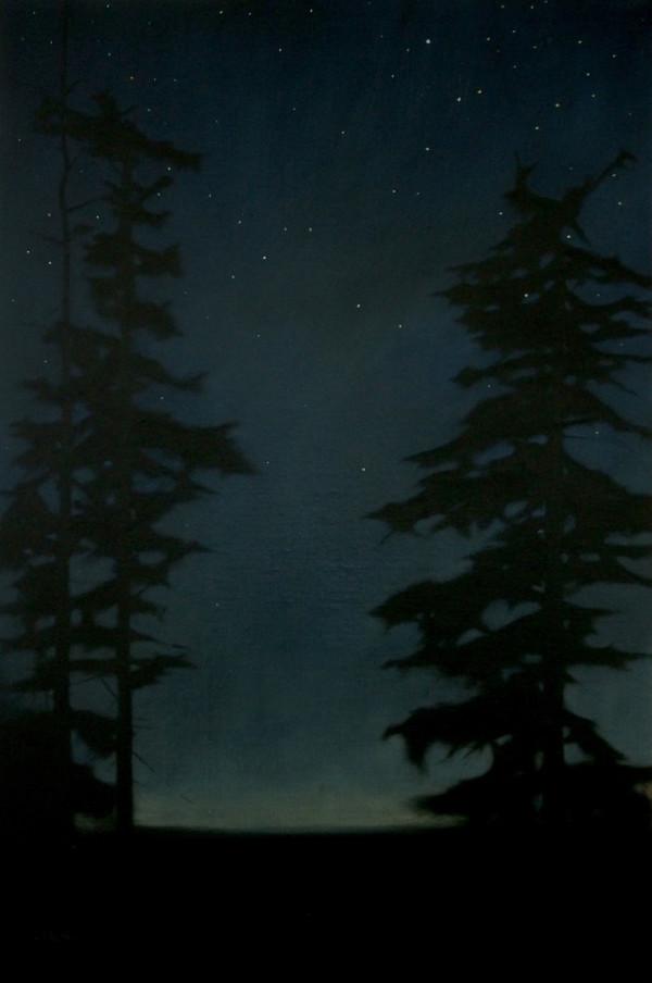 Guardian Trees 3 by Lisa McShane