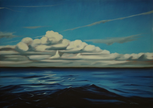 Morning on the Sea by Lisa McShane