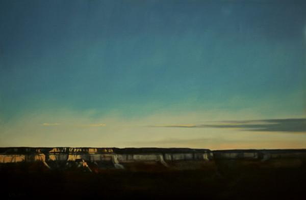 Dawn, South Rim by Lisa McShane