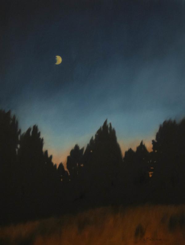 Joseph Canyon Dusk by Lisa McShane