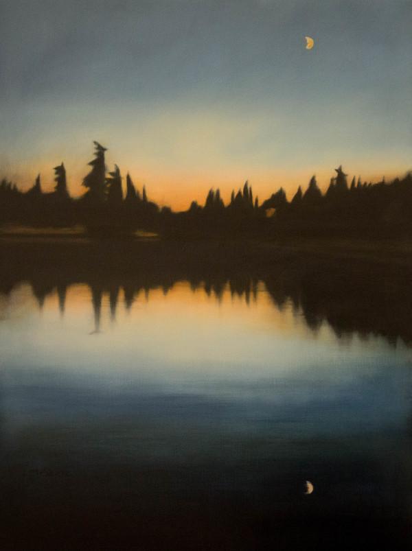 North Beach Pond by Lisa McShane