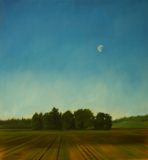 Early Morning Field by Lisa McShane