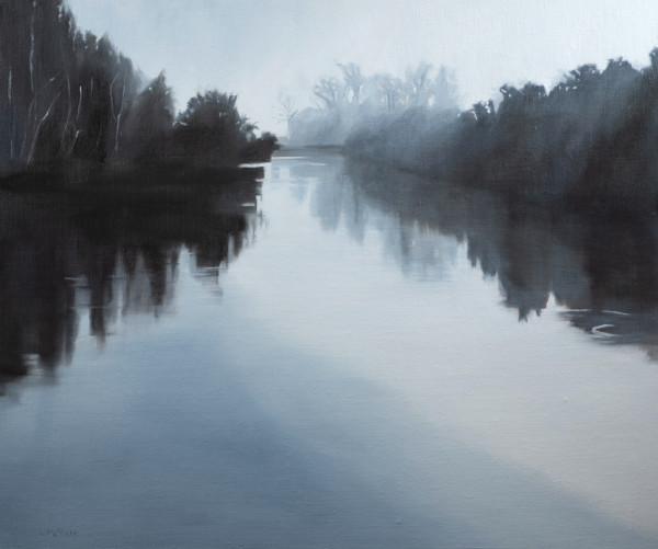Lhaq'te'mish: Fog on the River by Lisa McShane