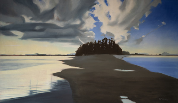 Samish: Island in the Clouds by Lisa McShane