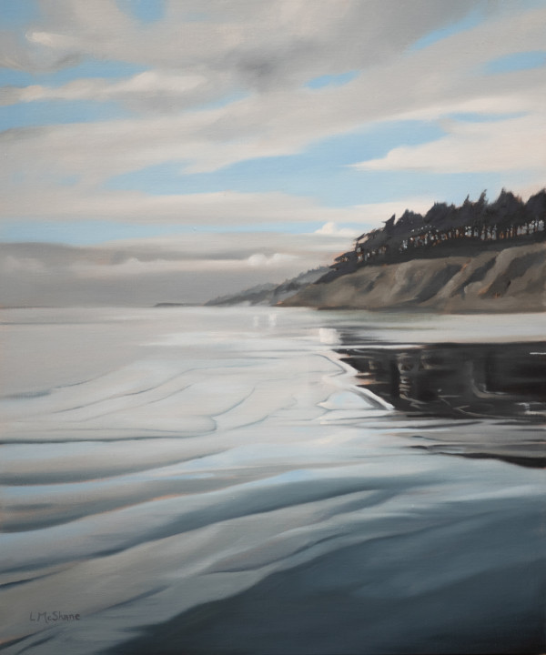 Quinault: Kalaloch 2 by Lisa McShane