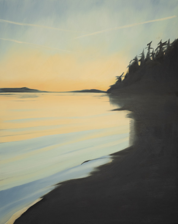 Samish: Therese's Beach 3 by Lisa McShane