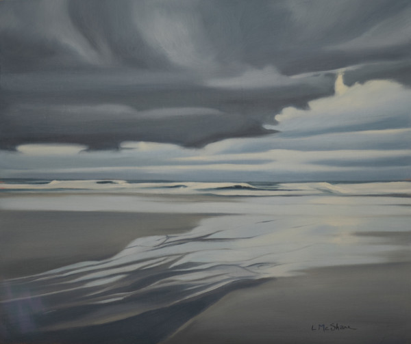 Tillamook: Sand and Clouds by Lisa McShane