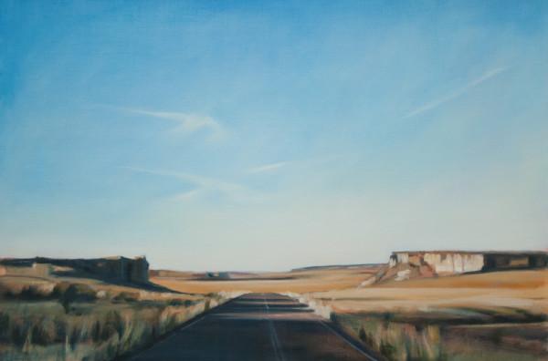 Blue Mesa at Dawn by Lisa McShane