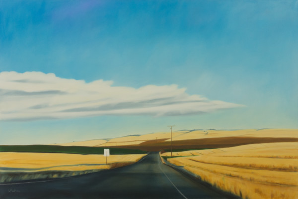 12: Road into the Palouse by Lisa McShane