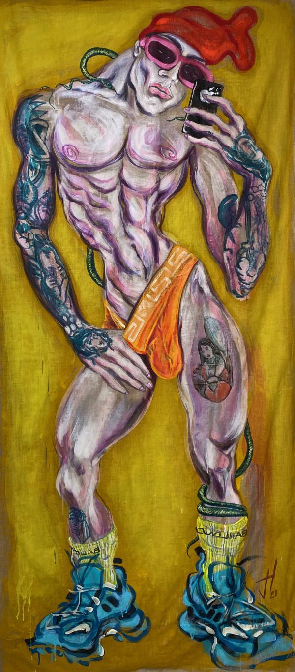 quarantangerine 🍊 by Jared Hendler