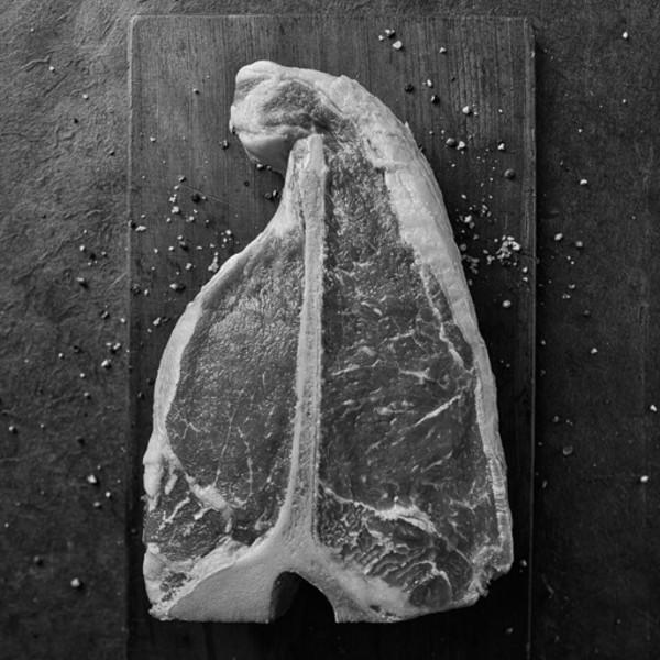 American Waygu T- Bone Steak by From The Source